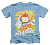 Juvenile: Scribblenauts - Scribble On T-shirts