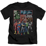 Youth: Justice League - New JLA Panels Shirt