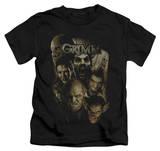 Juvenile: Grimm - Wesen T-shirts