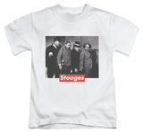 Juvenile: The Three Stooges - Supreme Rip T-Shirt