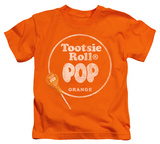 Juvenile: Tootsie Roll - Pop Logo Shirts