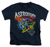 Juvenile: Superman - Astronomy Shirts