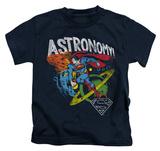 Juvenile: Superman - Astronomy Shirts