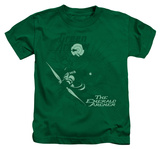 Youth: Green Arrow - The Emerald Archer Shirts