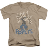 Juvenile: Popeye - Sailor Man Shirts