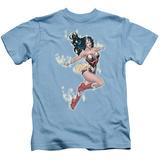 Juvenile: Wonder Woman - Simple Wonder T-shirts