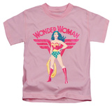 Youth: Wonder Woman - Wonder Woman Sparkle T-shirts