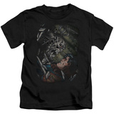 Juvenile: Superman - Epic Battle T-Shirt