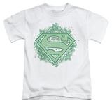 Juvenile: Superman - Ornate Shield T-shirts