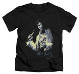 Youth: Elvis Presley - Painted King T-shirts