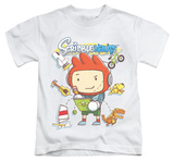 Juvenile: Scribblenauts - Scribble Things Shirt