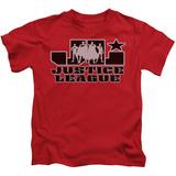 Youth: Justice League - JLA Logo Shirts