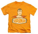 Juvenile: Superman - Superman Sign Shirts