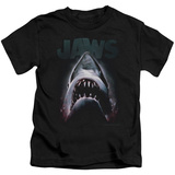 Youth: Jaws - Terror In The Deep T-shirts