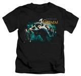 Juvenile: Grimm - Storytime Is Over T-Shirt