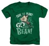 Youth: Mr Bean - Go Bean T-shirts