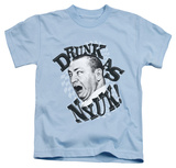 Juvenile: The Three Stooges - Drunk T-shirts