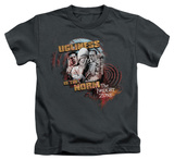 Juvenile: The Twilight Zone - The Norm T-shirts