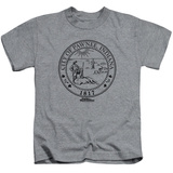 Youth: Parks & Recreation - Pawnee Seal T-Shirt