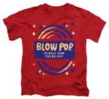 Juvenile: Blow Pop - Rough Shirts