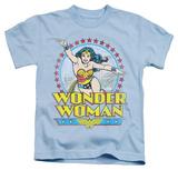 Juvenile: Wonder Woman - Star Of Paradise Island T-Shirt