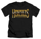 Youth: Hercules - Chrome Logo T-Shirt