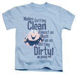 Youth: Mr Bubble - Clean And Dirty T-Shirt