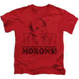 Juvenile: The Princess Bride - Morons Shirts