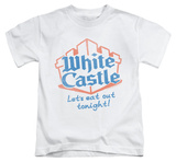 Juvenile: White Castle - Lets Eat T-Shirt