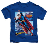 Youth: Superman - Superman Panels T-shirts