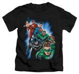 Juvenile: Justice League - Heroes Unite Shirts