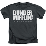 Youth: The Office - Dunder Mifflin T-shirts