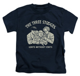 Youth: The Three Stooges - Without Cents Shirts
