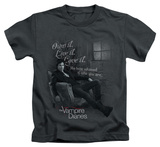 Juvenile: The Vampire Diaries - Be Yourself T-shirts