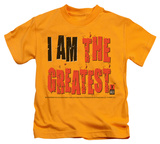 Youth: Muhammad Ali - The Greatest T-shirts