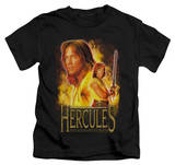 Youth: Hercules - On Fire T-shirts