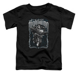 Toddler: Batman - Nightwing Biker Shirts