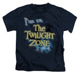 Juvenile: The Twilight Zone - I'm In The Twilight Zone Shirts