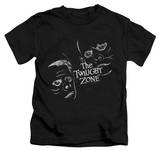 Juvenile: The Twilight Zone - Strange Faces T-Shirt