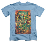 Juvenile: Justice League - No 212 Vintage T-shirts
