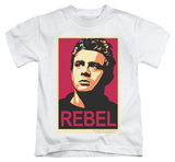 Youth: James Dean - Rebel Campaign T-shirts