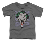 Toddler: Batman - Dastardly Merriment T-shirts