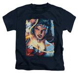 Juvenile: Wonder Woman - Scowl Shirt