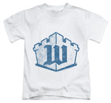 Juvenile: White Castle - Monogram T-shirts