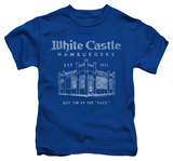 Juvenile: White Castle - By The Sack T-shirts