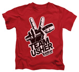 Juvenile: The Voice - Usher Logo T-Shirt
