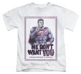 Juvenile: Superman - Don't Want You Shirts