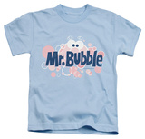 Juvenile: Mr Bubble - Eye Logo T-shirts