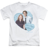 Juvenile: The Office - Jim & Pam 4 Ever Shirts