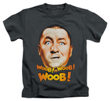 Youth: The Three Stooges - Woob Woob Woob T-shirts